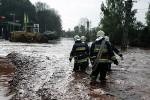Пожар  в Южной Калифорнии, обнародована сумма ущерба от наводнения в Таиланде