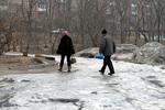 Землетрясение в Польше, снегопад в России и муссоны в  Индии
