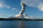 Знову прокинувся вулкан в Мексиці