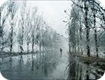 В Туреччині Снігопад. Франція Насолоджуется Теплом