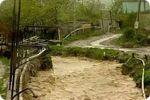 На Східну Грузію обрушився сильний проливний дощ